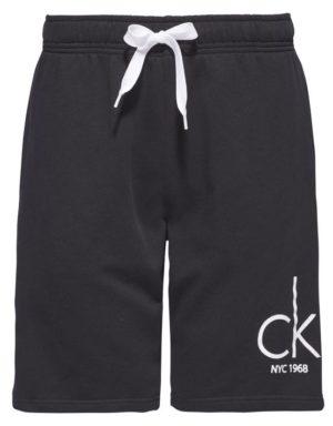 Calvin Klein - Terry Sweat Shorts Black | GATE 36 HOBRO