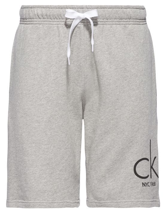 Calvin Klein - Terry Sweat Shorts Grey Heather | GATE 36 HOBRO