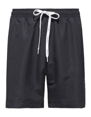 KM0KM00110001 Calvin Klein - Badeshorts Black | GATE 36 HOBRO