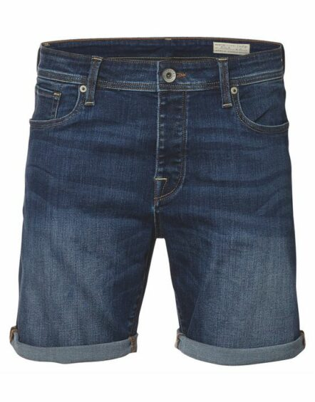 SELECTED – Alex shorts Dark Blue Denim