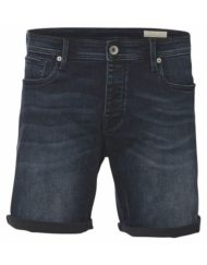 SHNALEX 304 BLACK ST DENIM SHORTS_16056696_BLACK_001 | GATE 36 HOBRO