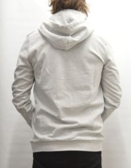 Samsøe Samsøe Sweat - Enno Hoodie Light Grey