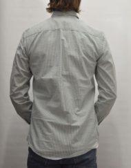 Samsøe Samsøe Skjorte - Jay CA Dark Green Stripes