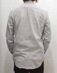 Samsøe Samsøe Skjorte - Liam 7646 Dark Sapphire Stripes