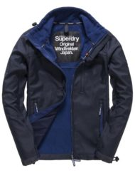 Superdry Jakke – Windtrekker Eclipse Navy | GATE 36 HOBRO