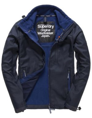 Superdry Jakke - Windtrekker Eclipse Navy | GATE 36 HOBRO