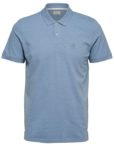 Selected - Aro Polo Foever Blue | GATE 36 Hobro