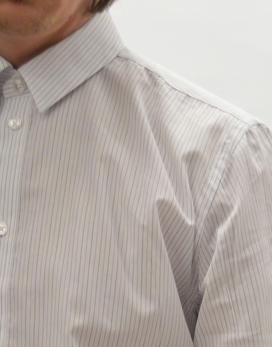 Samsøe Samsøe Skjorte - Tue Vallarta Stripes