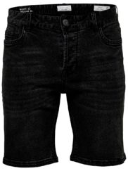 Only & Sons – LOOM Shorts Black | Gate 36 Hobro