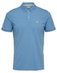 16049517 Selected - Aro Polo Dusk Blue | GATE 36 HOBRO