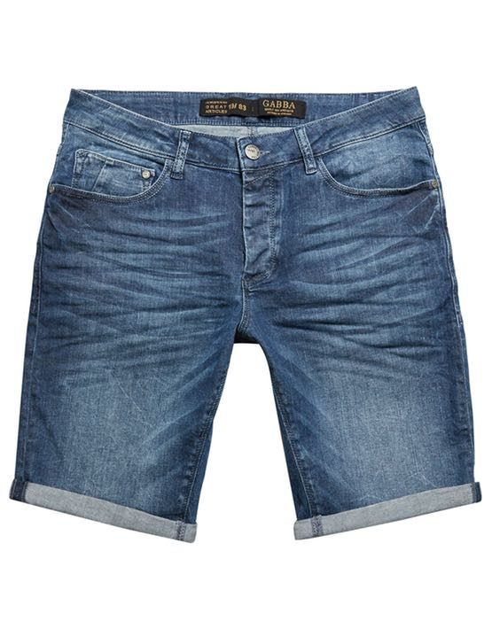 GABBA - Jason 3/4 Shorts K0905 | Gate 36 hobro |