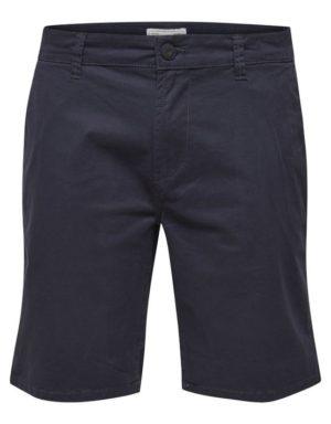 22005313 Only & Sons - Holm Dark Navy Chino Shorts   GATE 36 HOBRO