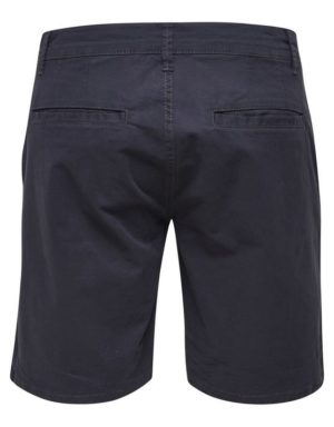 22005313 Only & Sons - Holm Dark Navy Chino Shorts | GATE 36 HOBRO