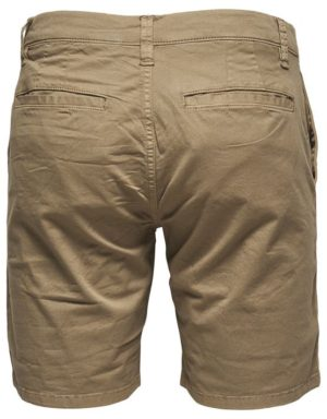 22005316 Only & Sons - Holm Lead Grey Chino Shorts | GATE 36 HOBRO
