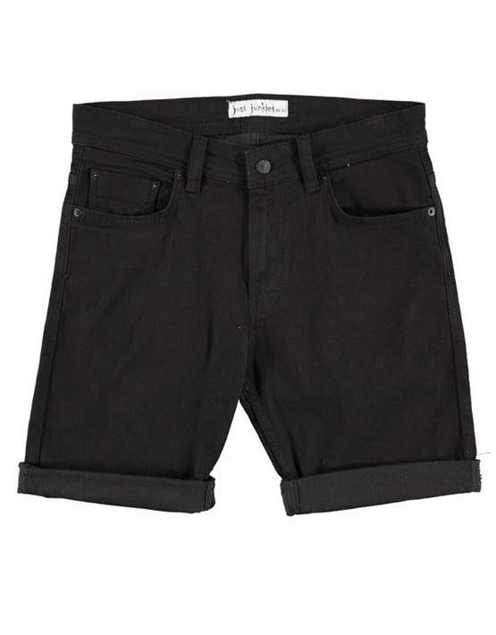 Just Junkies - Mike Shorts Black | Gate 36 Hobro |