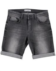 Just Junkies – Mike Shorts Dirty Grey | Gate 36 Hobro |