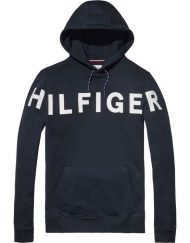 DM0DM02383417 Hilfiger Denim – HD Sweat Black | GATE 36 HOBRO