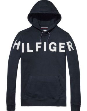 DM0DM02383417 Hilfiger Denim - HD Sweat Black | GATE 36 HOBRO