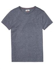 DM0DM03622002 HILFIGER DENIM – Tee Grey Melange | GATE 36 HOBRO