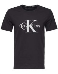 Calvin Klein – T-shirt S-S Crew Neck Black | Gate 36 Hobro |