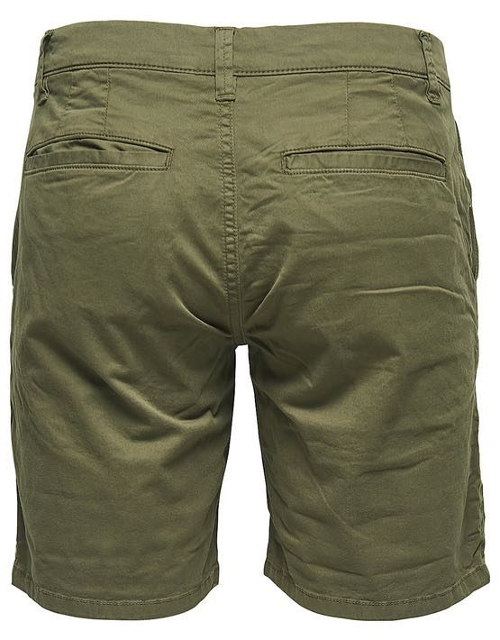 2388976 Only & Sons - Holm Kalamata Chino Shorts | GATE 36 HOBRO