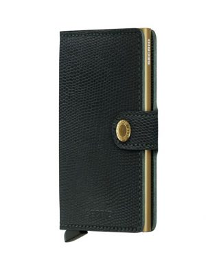 SECRID MINI WALLET rango-green GATE36 HOBRO