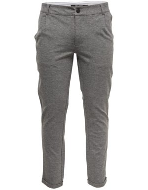ONLY & SONS Normal Chino Pants Grey 22005370 GATE36 HOBRO