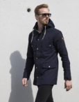 RVLT - Jacket Heavy Navy | Gate 36 Hobro