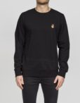 RVLT - 2516 FRE SWEAT PRINT BLACK | Gate 36 Hobro