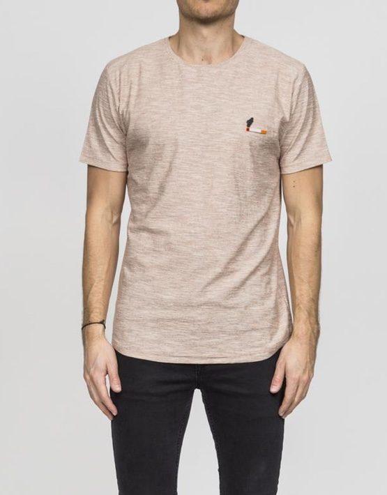 RVLT T-Shirt - 1894 Cig Orange | Gate 36 Hobro