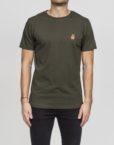 RVLT T-Shirt - 1893 FRE TEE PRINT ARMY   Gate 36 Hobro