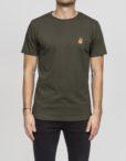 RVLT T-Shirt - 1893 FRE TEE PRINT ARMY | Gate 36 Hobro
