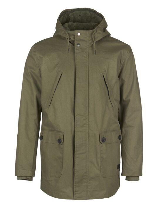 Samsøe Samsøe minute jacket 8232 – dusty olive | GATE 36 Hobro