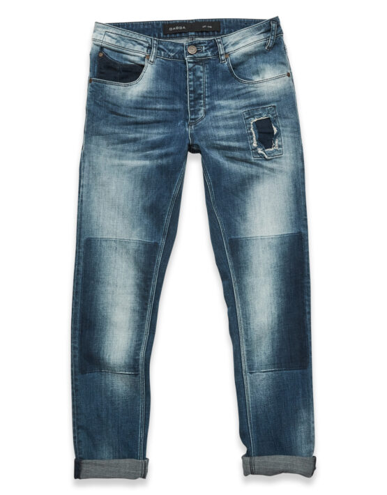 GABBA JEANS - Rey k2214 Patch | Gate 36 Hobro
