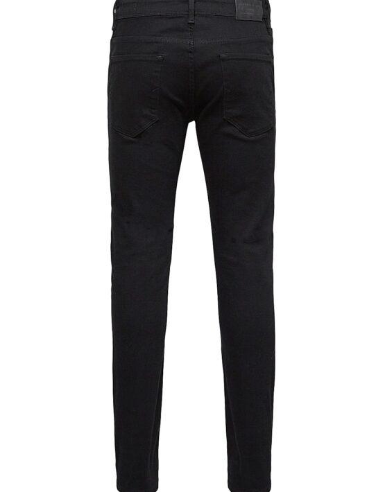 Selected Jeans - Leon 1001 Black | Gate 36 Hobro