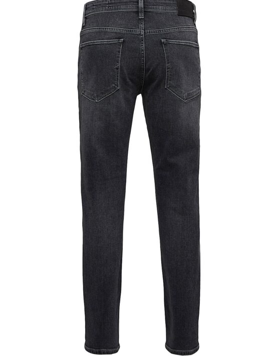 Selected Jeans - Leon 1005 Grey | Gate 36 Hobro