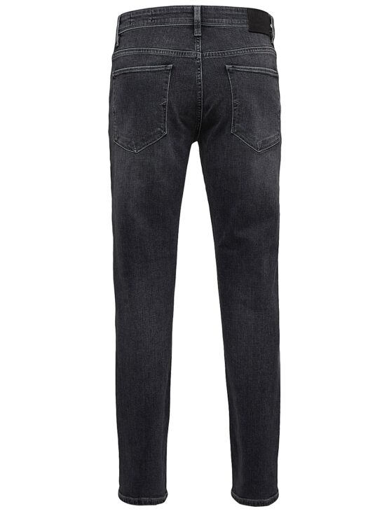 Selected Jeans - Leon 1005 Grey | Gate 36 Hobro
