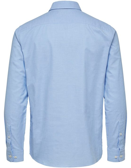 Selected Skjorte - Sun LS Light Blue