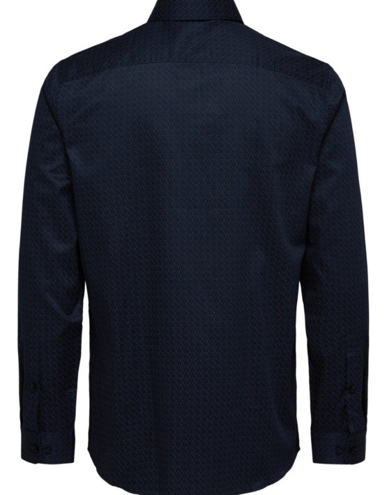 Selected Skjorte - Ted Shirt Ls Navy | Gate 36 Hobro