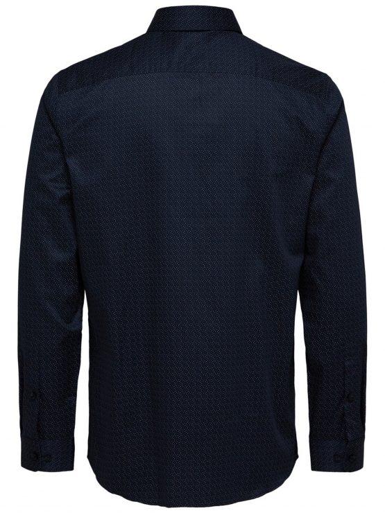 Selected Skjorte - Ted Shirt Ls Navy | Gate 36 Hobro