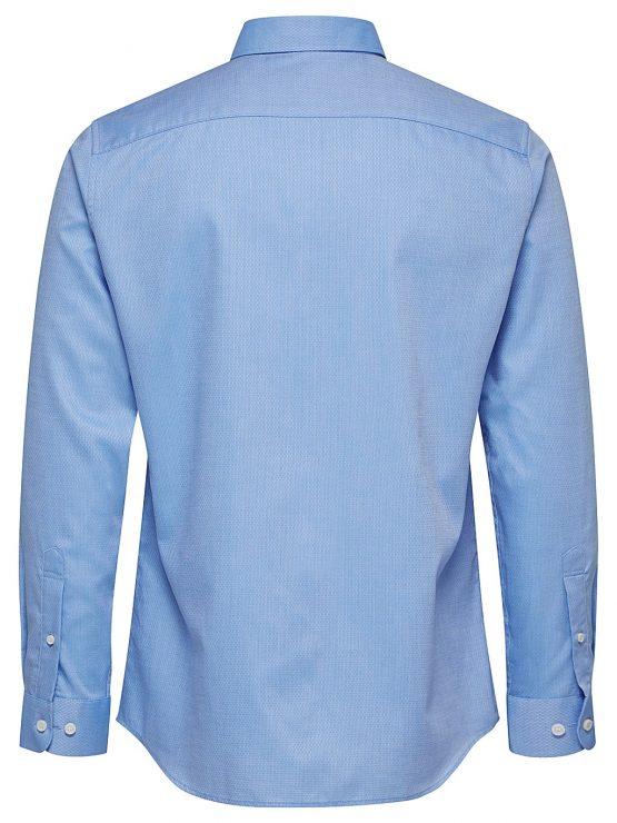 Selected Skjorte - Two Pin Light Blue | Gate 36 Hobro