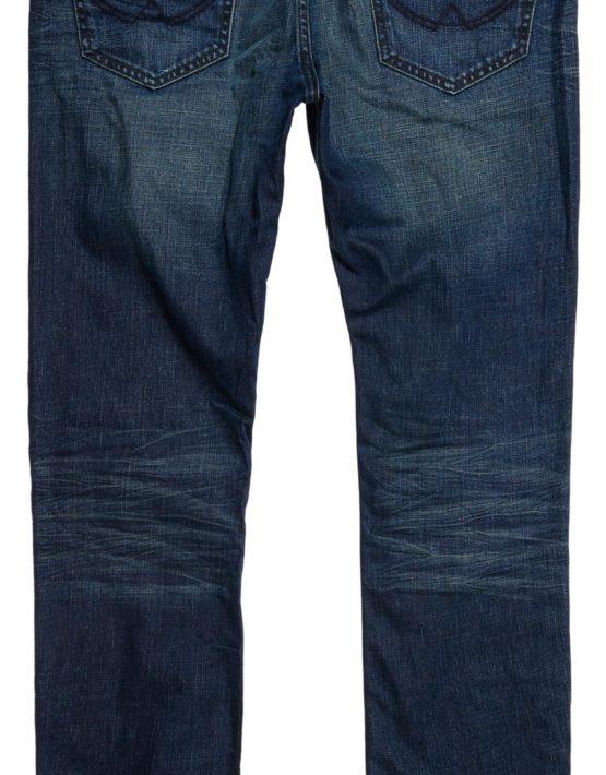 SuperDry Jeans - LE2 Skinny Jean Slate Blue | Gate 36 Hobro