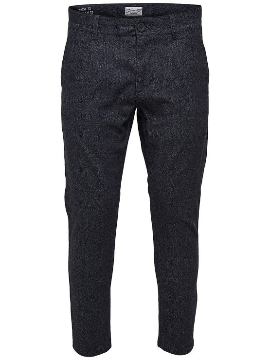 22007180   ONLY & SONS - Chino Pants Mathias Dark Grey Mel   Gate 36 Hobro