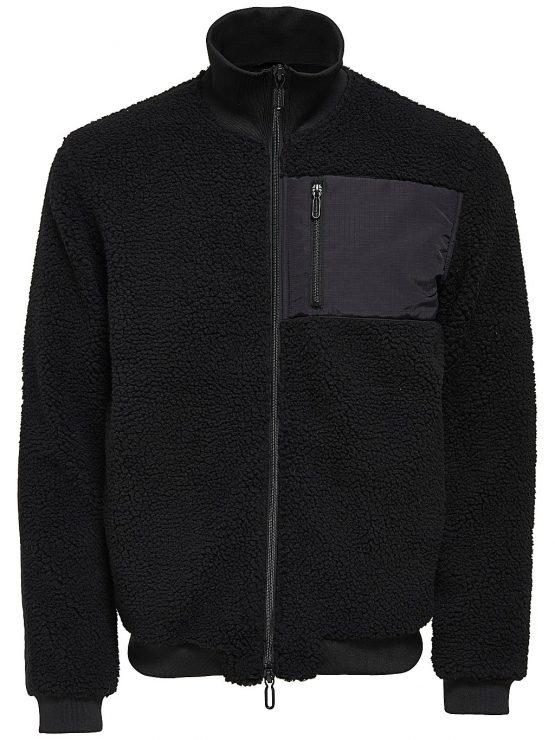 Only & Sons Jacket - Sayed Black | Gate 36 Hobro