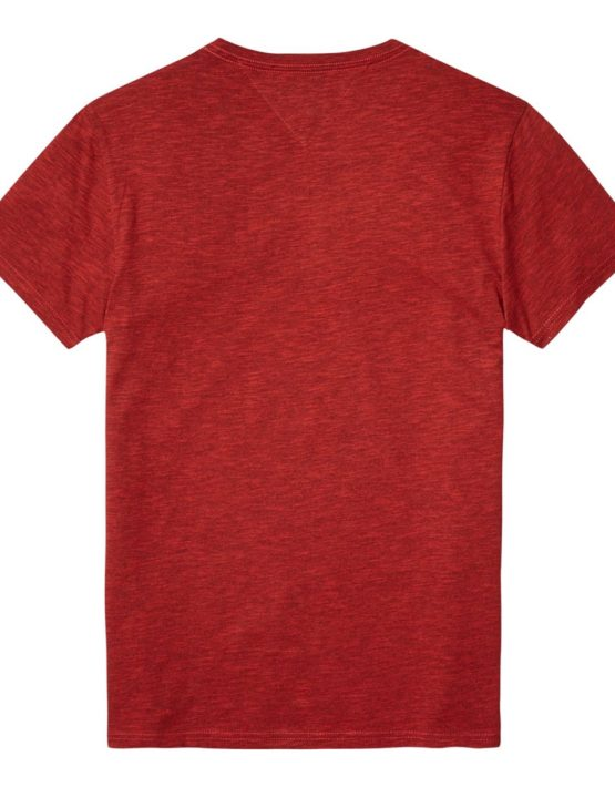 HILFIGER DENIM - CITY TEE RED | Gate 36 Hobro
