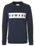 samsøe samsøe Samsoe o-n ls 9461 - Dark Sapphire | GATE 36 Hobro