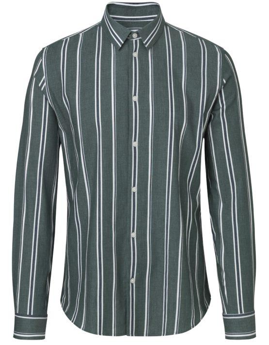 samsøe samsøe Tue VX 7665 – Green Gables St skjorte | GATE 36 Hobro