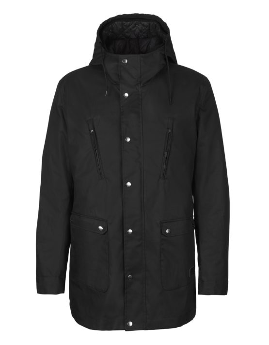 samsøe samsøe beaufort jacket 3955 - black | GATE 36 Hobro