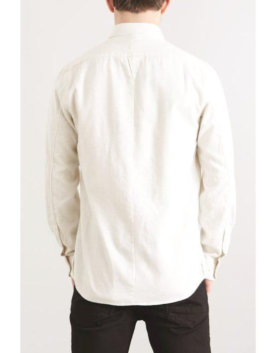 Junk de Luxe Skjorte - Kam Cream White | GATE36 HOBRO