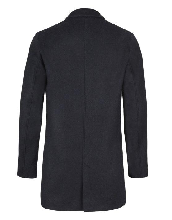 samsøe samsøe kenpo jacket 4011 - dark blue mel | GATE 36 Hobro